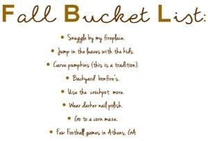 fall bucket list-1