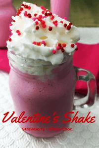 Valentine's Shake