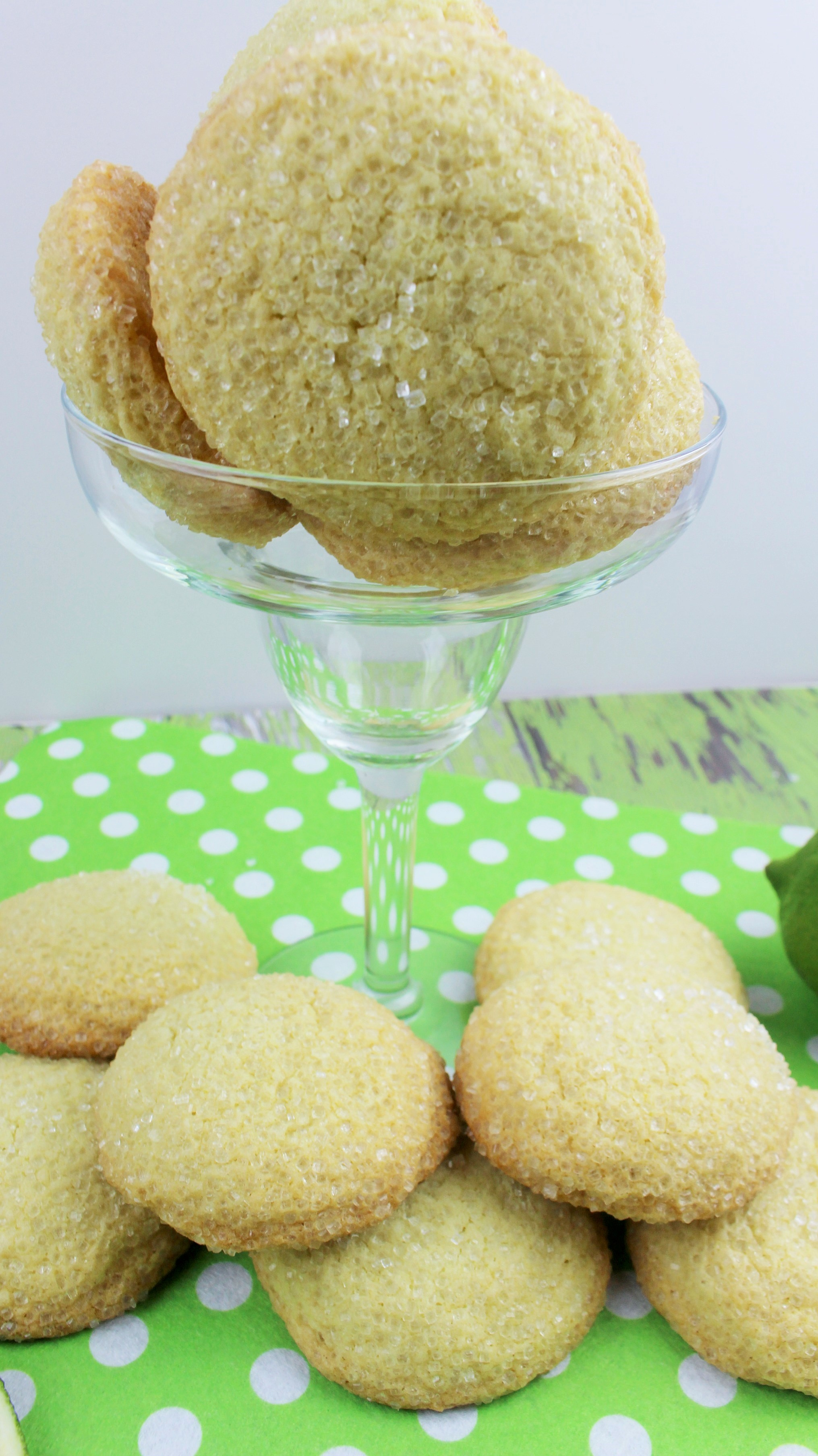 Lime Margarita Cookies 1-6