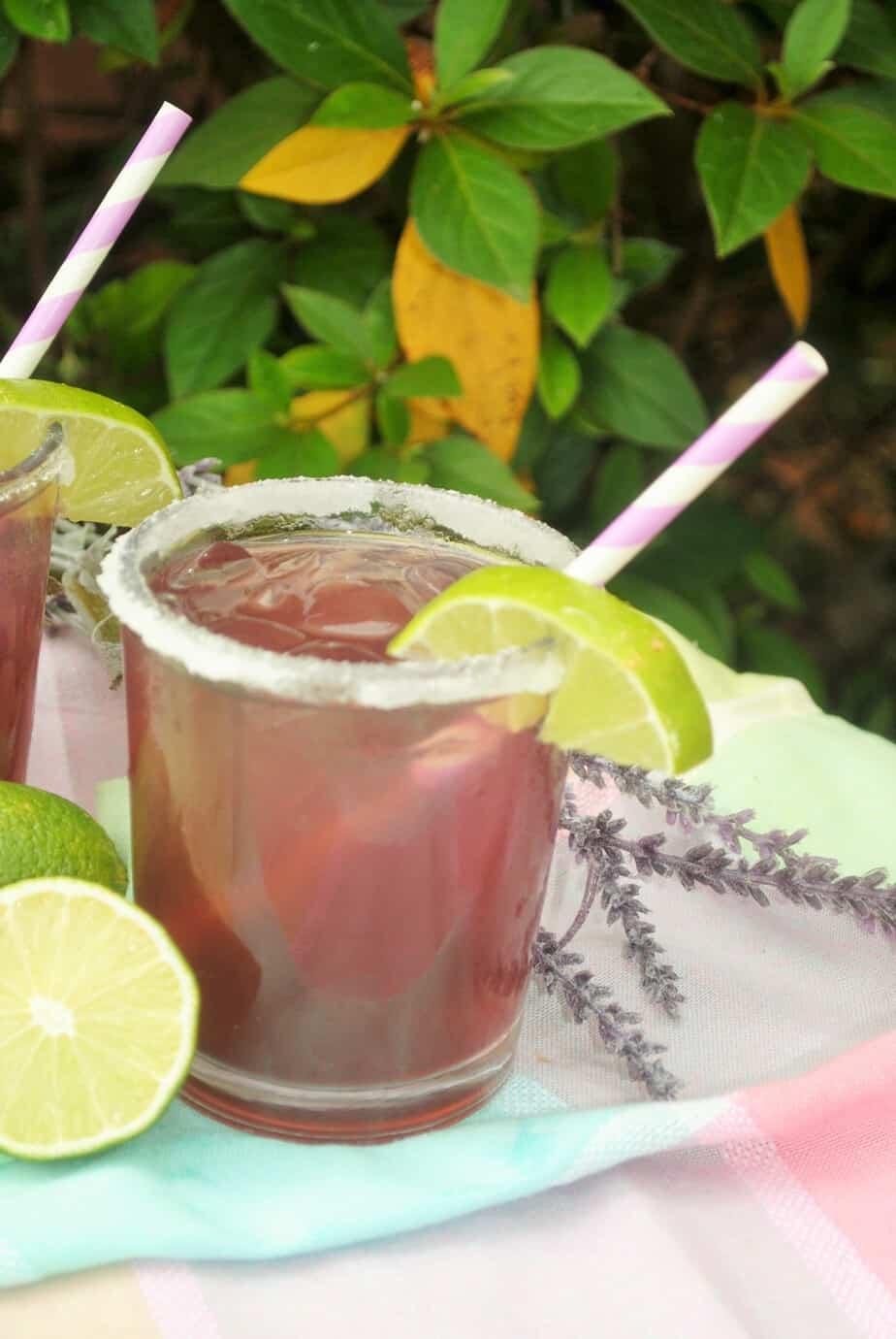 Lavender Margarita 2