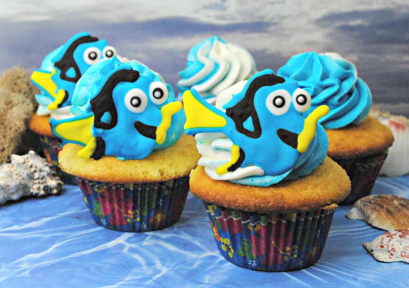 Dory Cupcakes 6-2