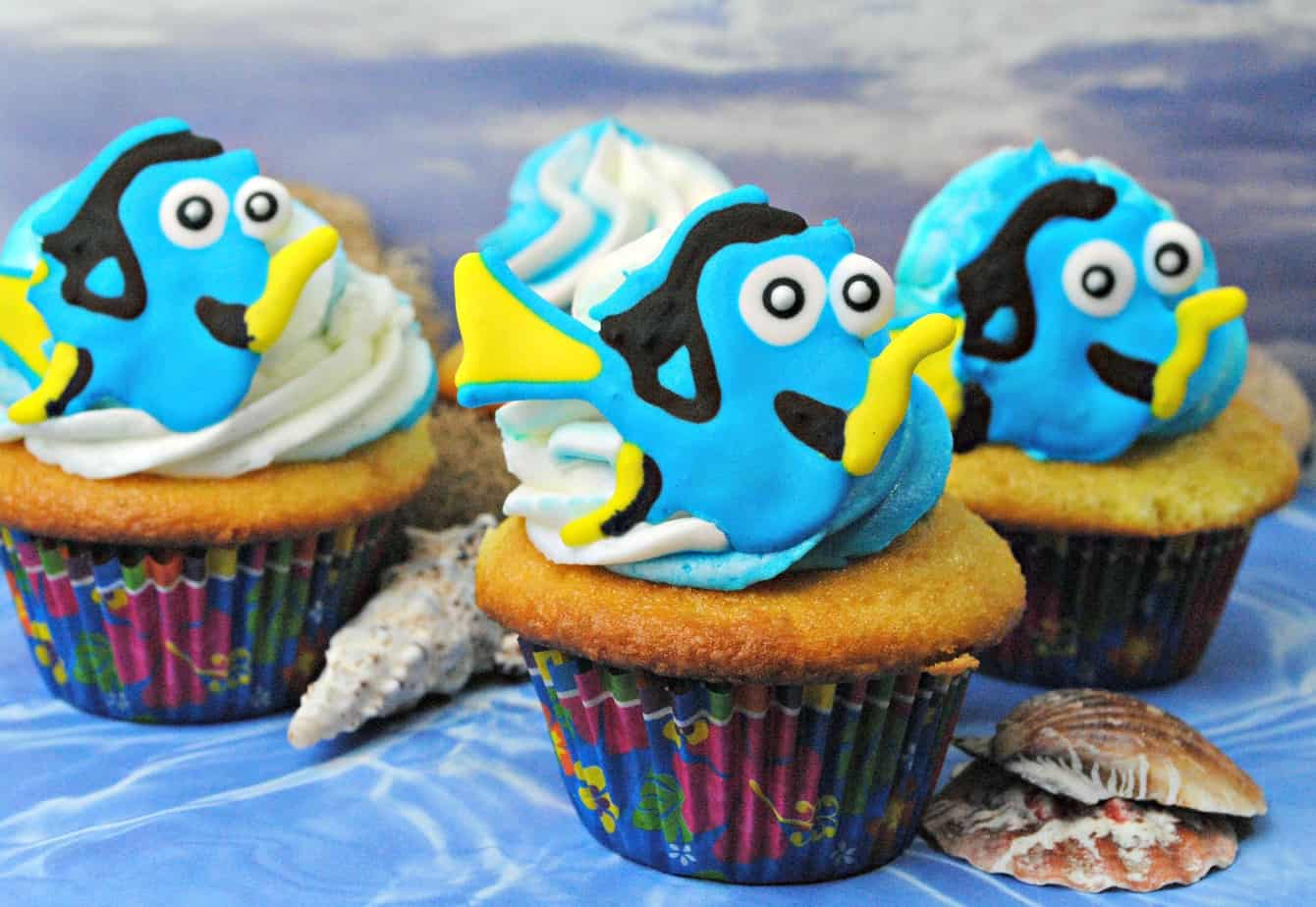 Dory Cupcakes 6-4