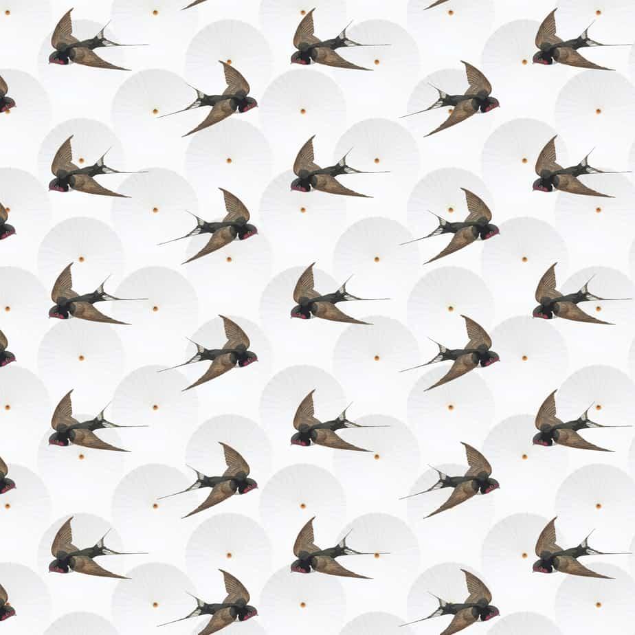 Digital Paper - Paper Umbrellas-04