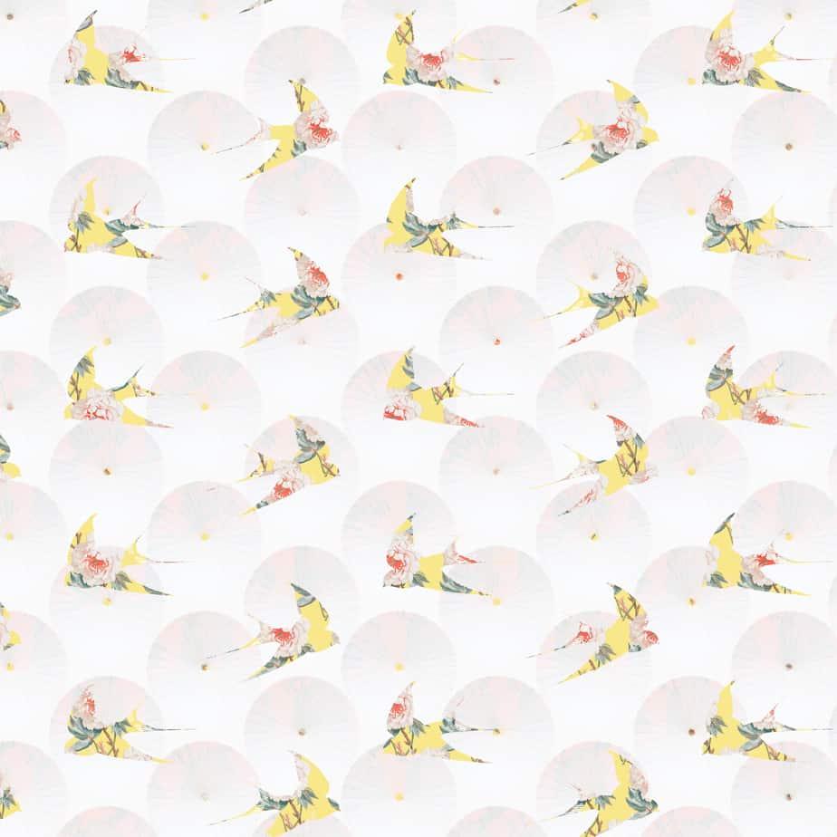 Digital Paper - Paper Umbrellas-08