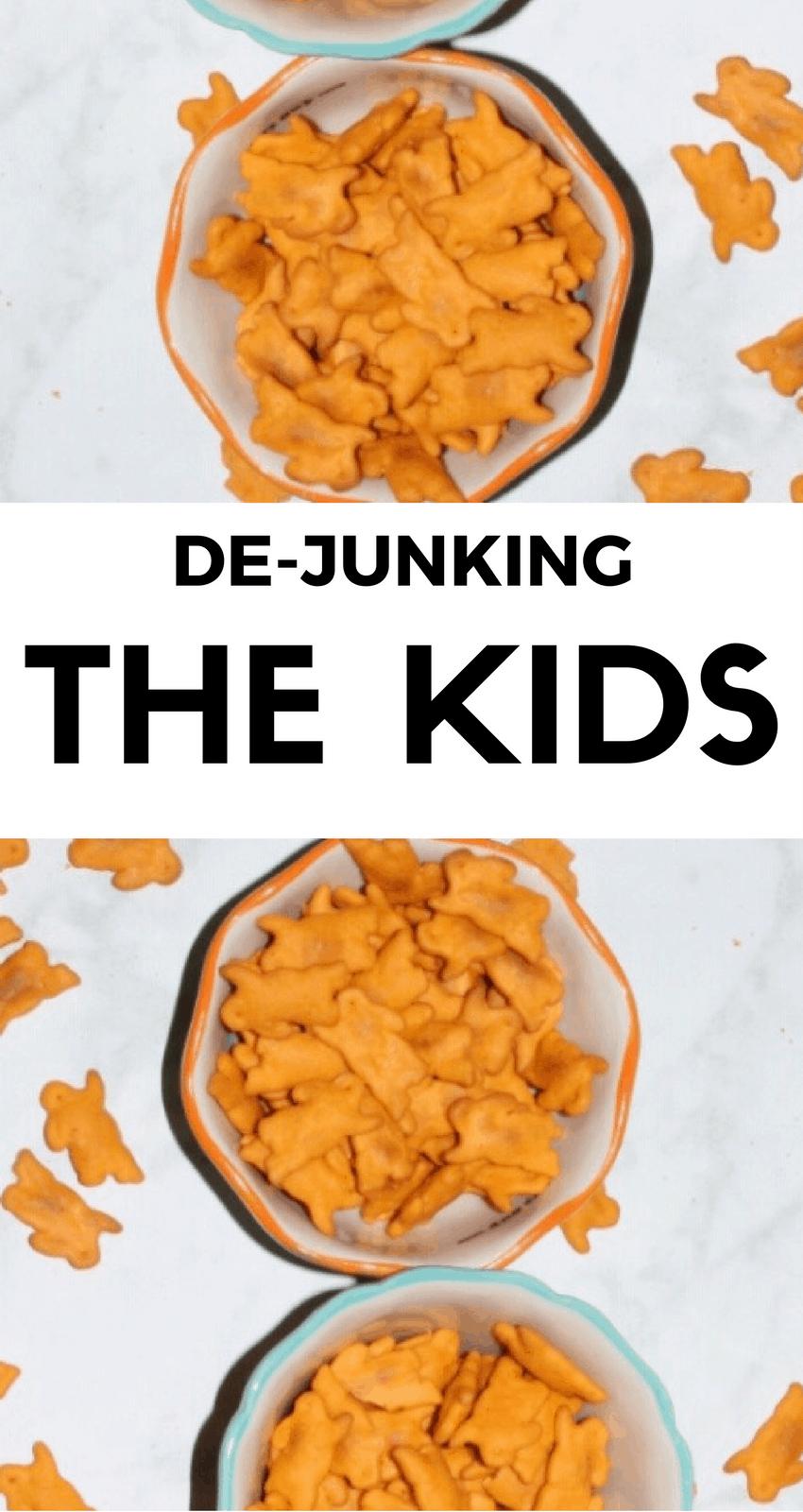 DE-JUNKING