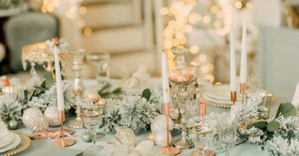 Wonderful Winter Wedding Decoration Ideas